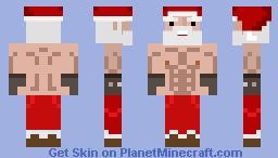 Santalicious - Fairy Tale Skin Contest Minecraft Skin