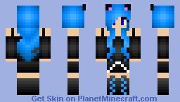 Lilly meifwa Minecraft Skin