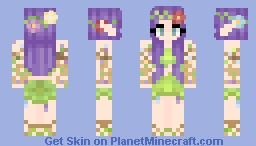 Purple Fairy Minecraft