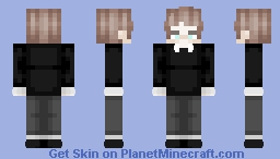 Troye Sivan ~ Request by spookayjim Minecraft Skin
