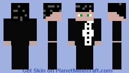Man At Formal Event Minecraft Skin