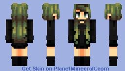 ☽~Toxic~☾ Minecraft Skin