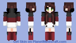 ~«Fridæ - Welcome To My World - Poppyreel!!~ Minecraft Skin