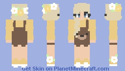 °Floweers° and °Bears° (50 SUBBERS CONTEST) Minecraft Skin