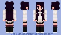 """❤""Mia""❤"" Minecraft Skin"