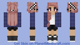 𝓐𝓵𝓮𝔁𝓪𝓷𝓭𝓻𝓪 𝓞𝓾𝓽𝓯𝓲𝓽 2 I 𝒮ʊs̶ḧ𝚒 Minecraft Skin