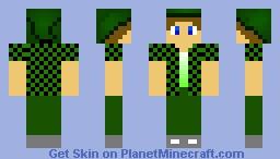 Strix Minecraft Skin