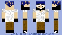 Razziez Minecraft Skin