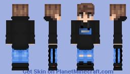 oHamza - request #2 Minecraft Skin