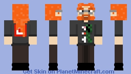 Jens bergensten (Jeb_) Minecraft Skin