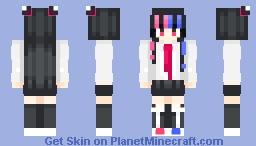 Ibuki Mioda - Danganronpa Minecraft Skin