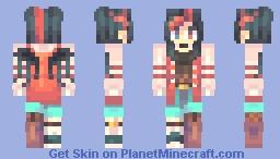Lady Minecraft Skin