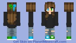 Some Random Girl Minecraft Skin