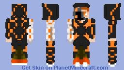 Unknown (OC) Minecraft Skin