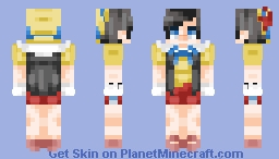 Can I Be A Real Boy? Minecraft Skin