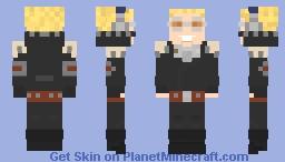 Present Mic Minecraft Skin