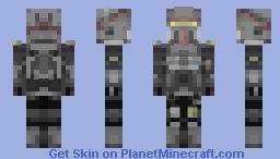 Shae Vizla   Request by Isyara Minecraft Skin