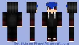 Smoares stole bens clothes Minecraft Skin