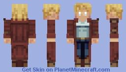 Spilox Skin Minecraft