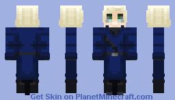 Sweden | Hetalia Minecraft Skin