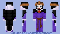 The Evil Queen {Fairy Tale Skin Contest} Minecraft