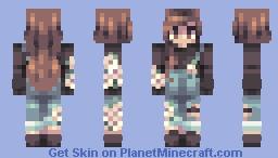 Ohhh boy Minecraft Skin