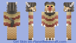 Where The Wild Things Are | Contest Minecraft Skin