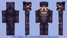 The Great Wolf | Fairy Tale Minecraft Skin