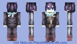 Yato ~ Noragami Minecraft Skin