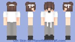 sportswear Minecraft Skin