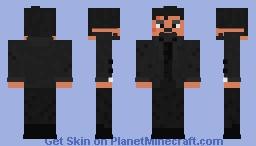 The Reaper (Fortnite) Minecraft Skin