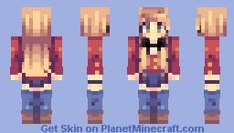 aisaka taiga Minecraft Skin