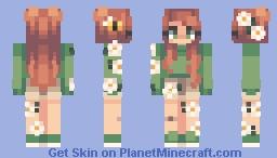 juniper Minecraft Skin