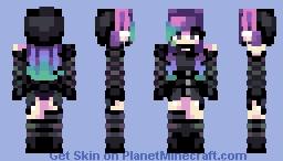 ♪♫ ρσℓαяιzε ♫♪ -℘ø℘ℜεε£- Minecraft Skin