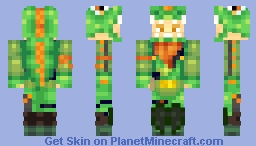 Fortnite - Rex Minecraft Skin