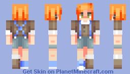 Classy boi Minecraft Skin