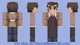 Dexter Morgan skin Minecraft