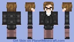 ↪C-hair.... C-hair everywhere..↩ †Jaehee Kang† ☯Mystic Messenger☯ Minecraft Skin