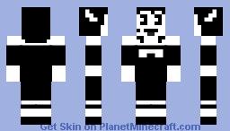 Alice Angel (BATIM) Minecraft Skin