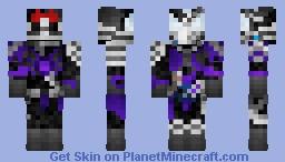 Kamen Rider Chaser Super Deadheat Proto Drive Minecraft Skin