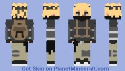 Request (For Gunpowder77) Minecraft Skin