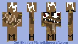 The Dookie Monster Minecraft Skin