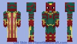 Vision(Avengers: Infinity War) Minecraft Skin