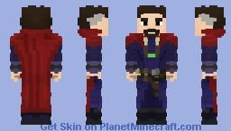 Doctor Strange(Avengers: Infinity War) Minecraft Skin