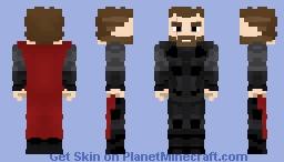 Thor(Avengers: Infinity War) Minecraft Skin