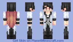 Memora | Qrow Branwen Minecraft Skin
