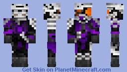 Mashin Chaser 魔進チェイサー Minecraft Skin
