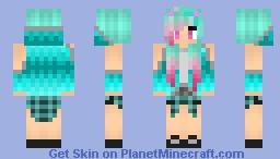 Random Girl Minecraft
