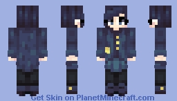 Miss Peregrine (More characters in desc) Minecraft Skin