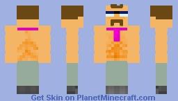 OK KO LET BE HERO (Mr gar) Minecraft Skin